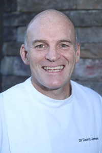 Dr. David James